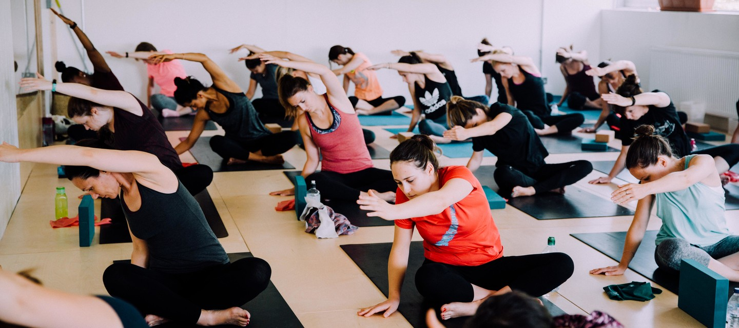 We have a class to suit your style, whether you like dynamic vinyasa, slower restorative, matless yoga flow or Pilates we've got it all and more!