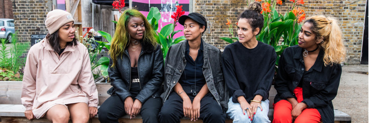 gal-dem is a magazine and creative collective written and run exclusively by women of colour.