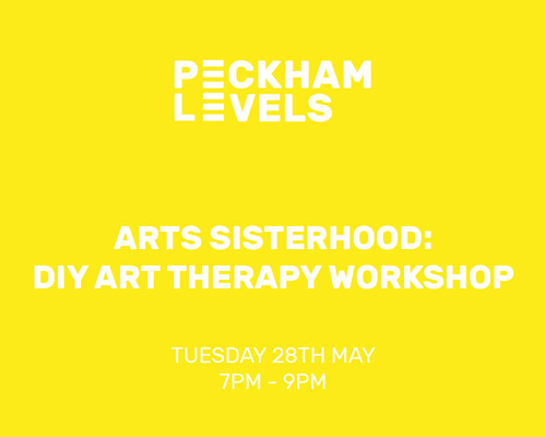 Arts Sisterhood: DIY Art Therapy Workshop