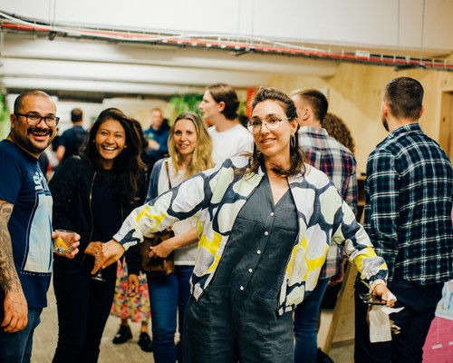 SAVE THE DATE || Winter Open Studios and Peckham Levels 1st Birthday Party