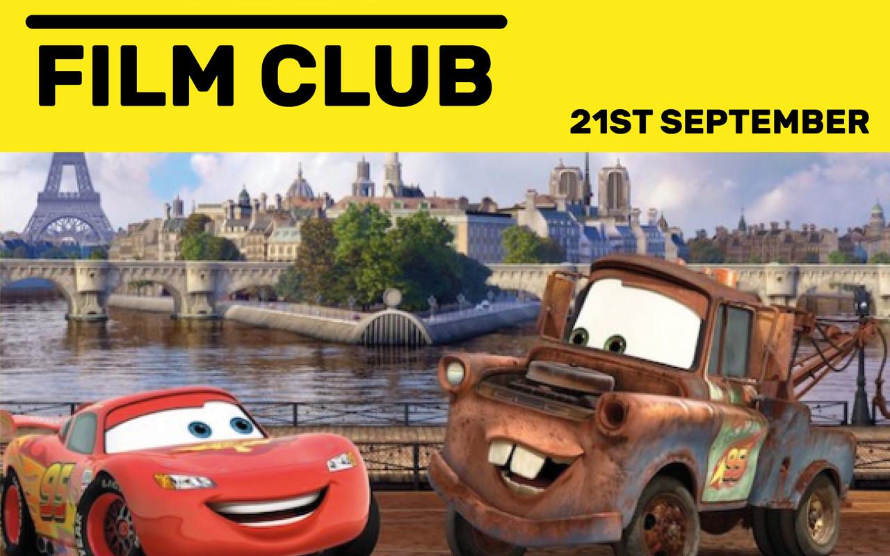 Film Club - Cars