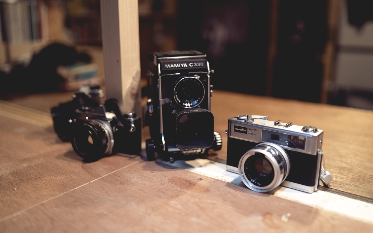 Analogue Experience - Medium Format