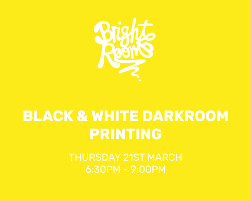 Bright Rooms: Black & White Darkroom printing