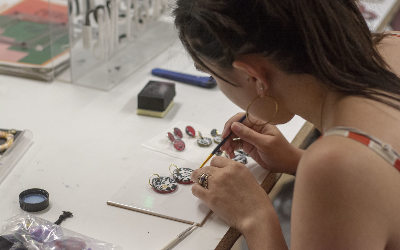 Earring Making Masterclass with These Fair Hands