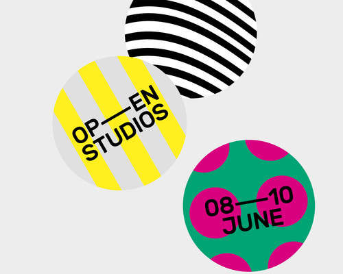 Open Studios June 2018 || Level 1 and 3rd Rail Print Space