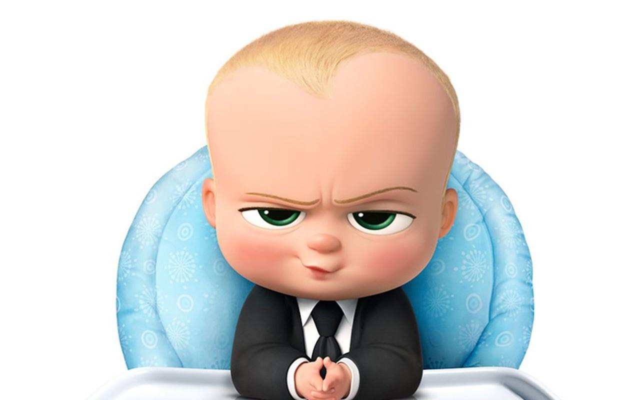 Film Club: Boss baby (PG)