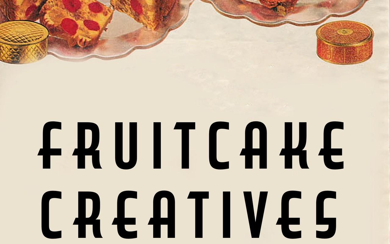 Fruitcake Creative's Poetry Workshops