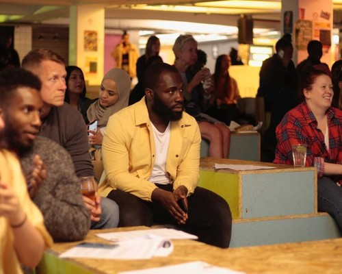 Apply to host your community event for free at Peckham Levels