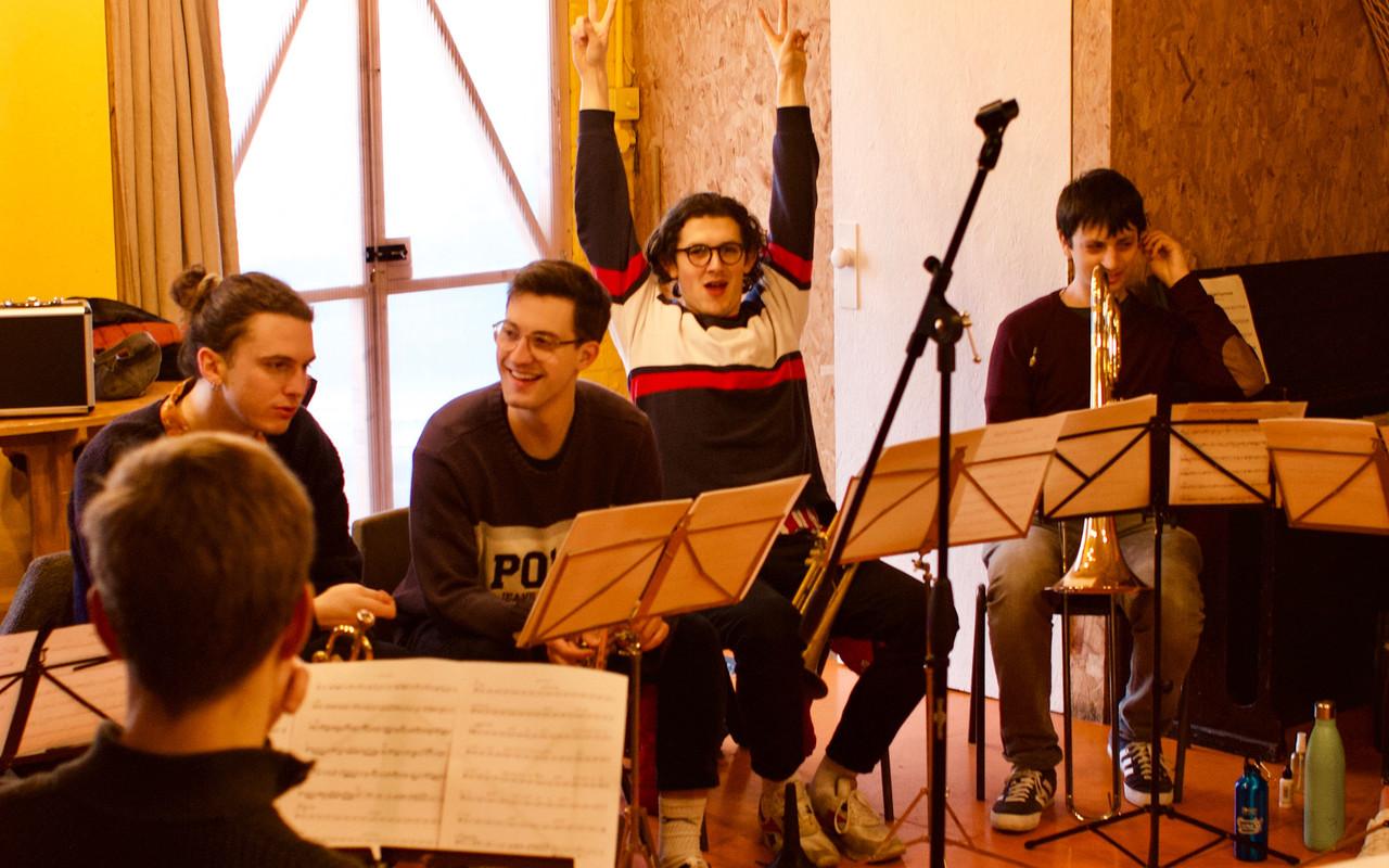 Jazz Plus Ensemble: Open Rehearsal