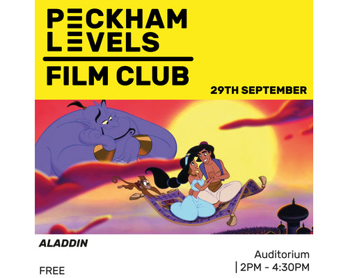Film Club - Aladdin