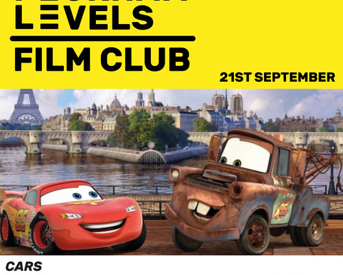 Film Club - Cars