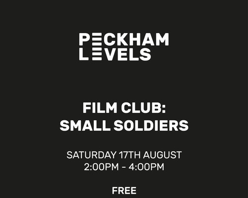 Film Club - Small Soliders