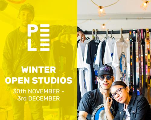 Winter Open Studios