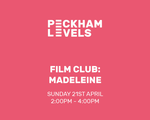 Film Club: Madeline