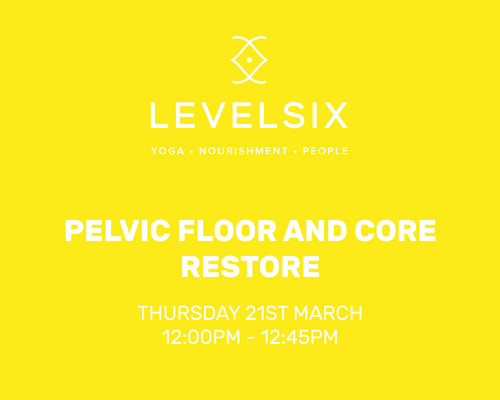 LevelSix: Pelvic Floor and Core Restore