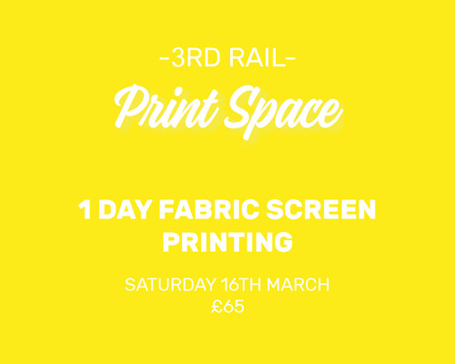 1 Day Fabric Screen Printing