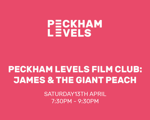 Film Club: James & The Giant Peach