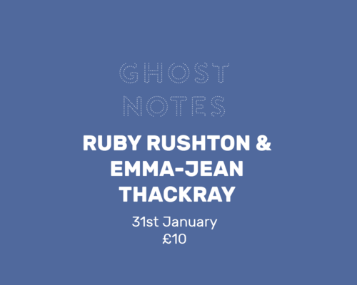 SUPREME STANDARDS PRESENT RUBY RUSHTON & EMMA-JEAN THACKRAY
