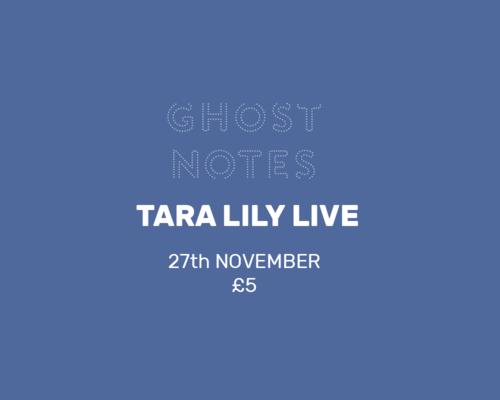 TARA LILY LIVE