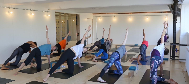 Open Studios 2018   LEVELSIX Yoga and Wellness