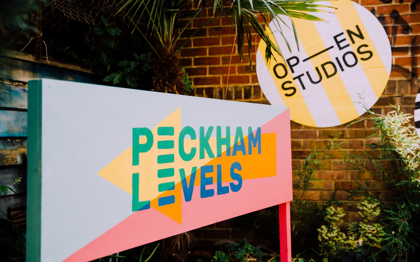Winter Open Studios and Peckham Levels 1st Birthday || Friday 30th November to Sunday 2nd December.