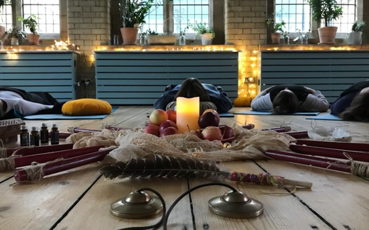 Mythical Flow Workshop and Dinner