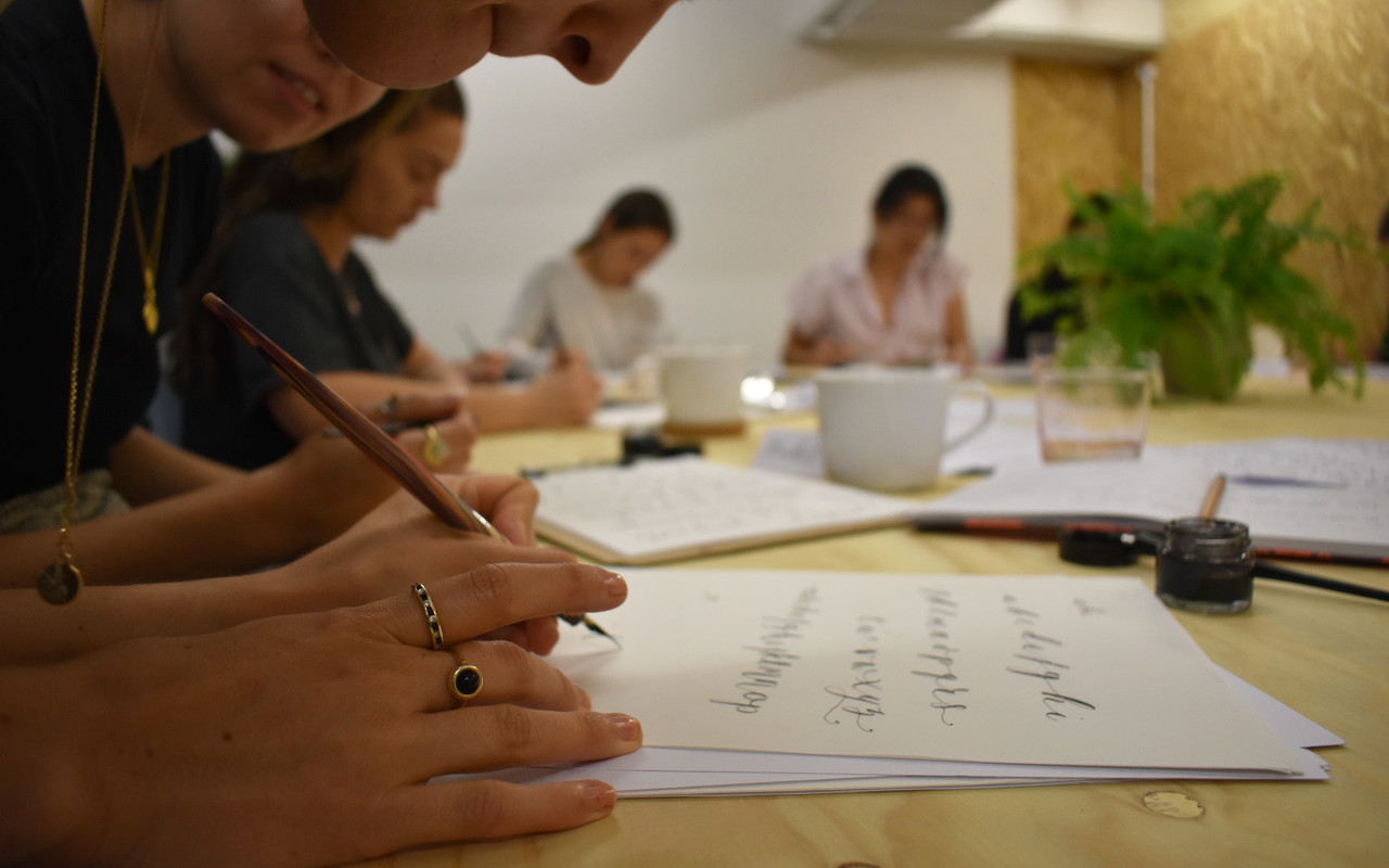 Wordsmiths: Writing For Wellbeing