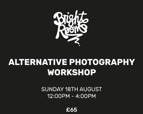 Alternative Photography Workshop