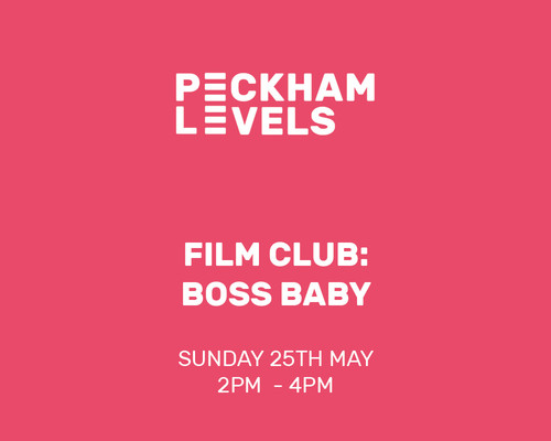 Film Club: Boss baby (PG)