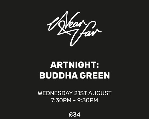 ArtNight: Buddha Green