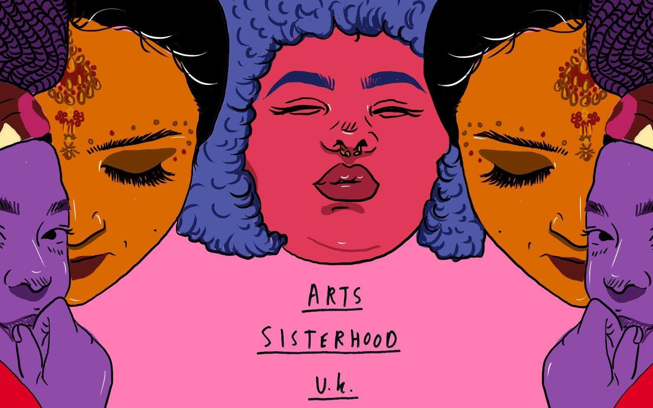 Arts Sisterhood: DIY Art Therapy Workshop