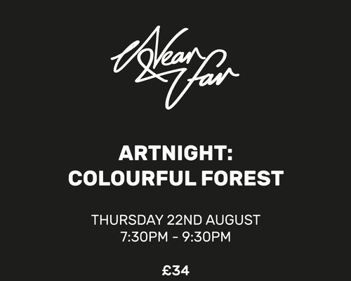 ArtNight: Colourful Forest