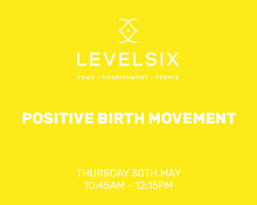 Level Six: Positive Birth Movement