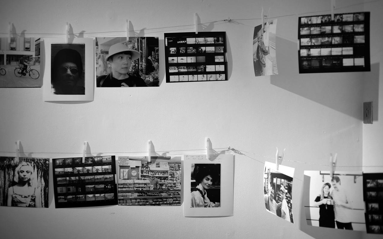 B&W Darkroom Printing