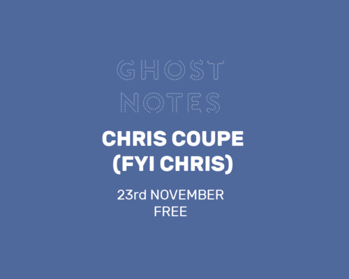 CHRIS COUPE (FYI CHRIS)