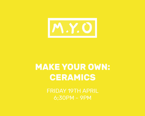 Make Your Own Ceramics