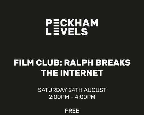 Film Club - Ralph Breaks the Internet
