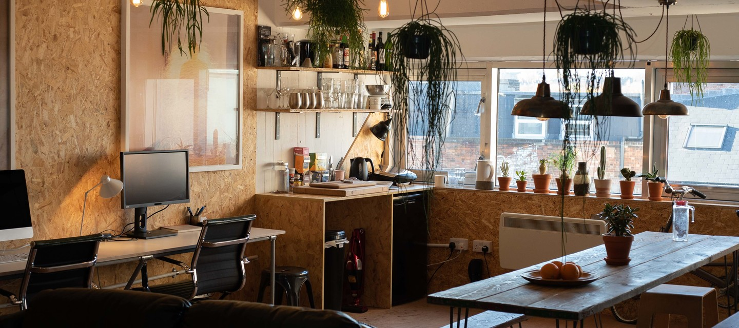 Making Peckham Levels a home for your business.