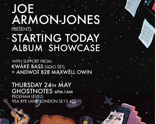 Ghost Notes | Joe Armon-Jones 'Starting Today' Album Launch Party