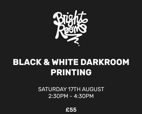 Black & White Darkroom Printing