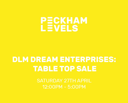 DLM Dream Enterprises Table Top Sale