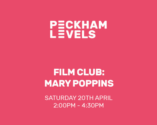 Film Club: Mary Poppins