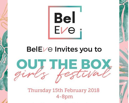 Out The Box Girls' Festival presented by BelEve