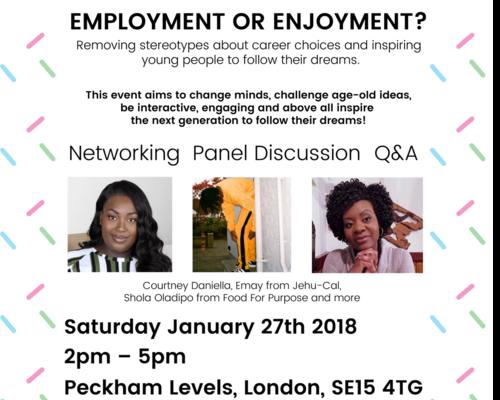 Employment Or Enjoyment